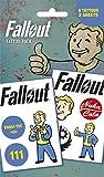 Fallout Monopoly Collector's Edition (deutsch) Brettspiel Gesellschaftsspiel (+ Tattoo Pack) für Fallout Monopoly Collector's Edition (deutsch) Brettspiel Gesellschaftsspiel (+ Tattoo Pack)
