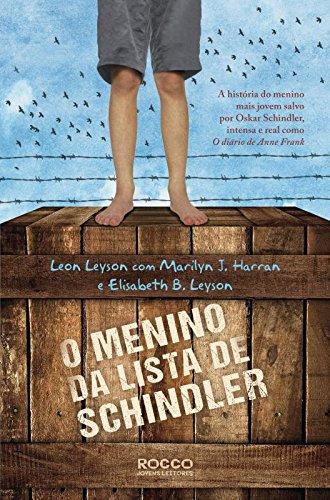 O Menino da Lista de Schindler (Em Portuguese do Brasil)