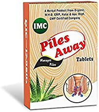 IMC Piles Away Tablets (30 Tabs)