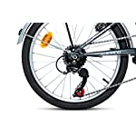 Moma-bikes-Pieghevole-Street-Unisex-Adulto-Grigio-Unic-Size