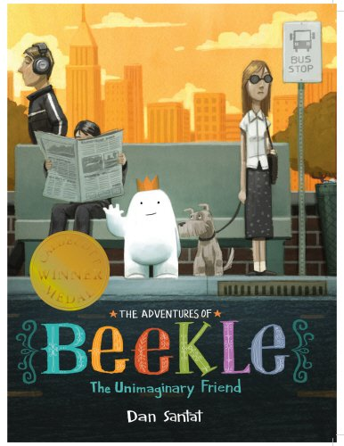 The Adventures of Beekle: The Unimaginary Friend Cover Image