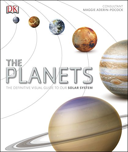The Planets: The Definitive Visual Guide to Our Solar System (Eyewitness) (English Edition)