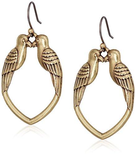 lucky-brand-kissing-bird-earrings