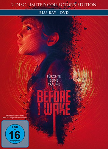 Before I Wake (Limited Collector's Edition) [Blu-ray]