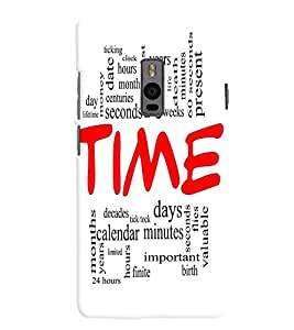 Fuson 3D Designer Back Case Cover For ONE PLUS TWO / One Plus 2