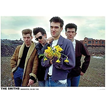 Morrissey The Smiths Songs Poster A1 to A4 Indie//Rock//Johnny Marr//Manchester
