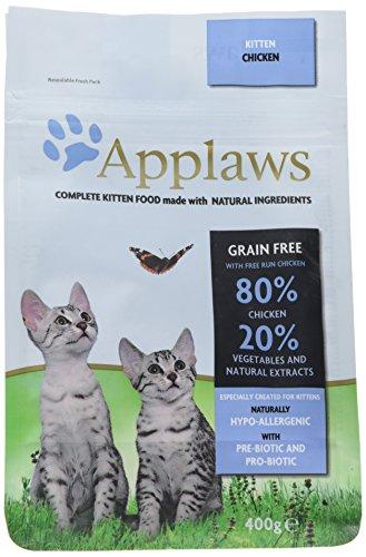 Applaws Katze Trockenfutter Kitten, 1er Pack (1 x 400 - Kitten Applaws Katzenfutter