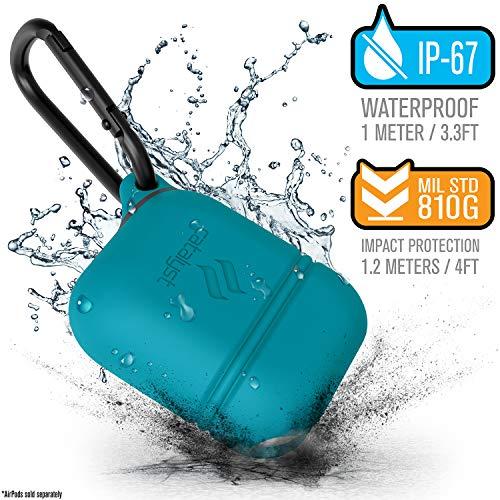 Catalyst Wasserdicht bis zu 10 Metern Tiefe (IP68)