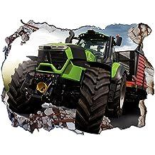 Suchergebnis Auf Amazon De Fur Wandtattoo Traktor