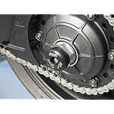 Satz GSG Moto Sturzpads Hinterrad links Honda CB 1000 R SC60 11