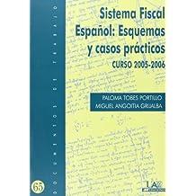 Sistema Fiscal Español: esquemas y casos prácticos. (Documentos de trabajo)