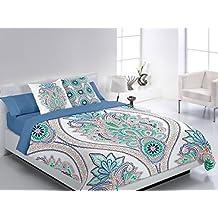 Glam Valentia - Juego de funda nórdica para cama de 150 cm