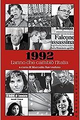 1992. L'anno che cambiò l'Italia Copertina flessibile