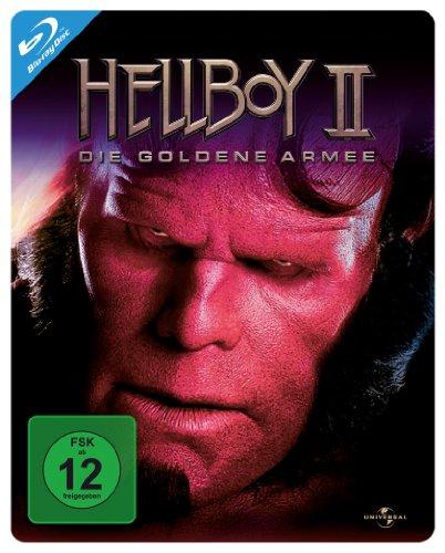 Bild von Hellboy 2 - Die goldene Armee - Steelbook [Blu-ray]