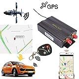GPS SMS tracker TK103B avec télécommande PC Version logiciel Google Maps Link en temps réel suivi l'application du scanner
