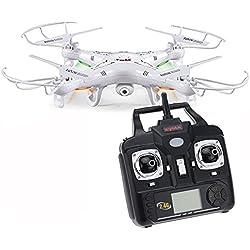 Syma X5C-1/ X5C Drone Quadcopter de 6 Ejes con Cámara HD de alta definición