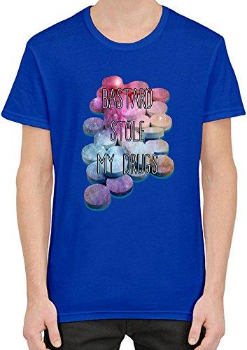 Galaxy Pills T-Shirt per Uomini XX-Large
