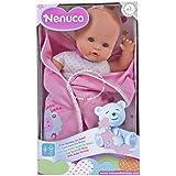 Nenuco Recién Nacido - Muñeco infantil con Sonidos de Bebé ...