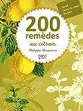 200 remèdes au citron - Format Kindle - 9782754032995 - 3,49 €