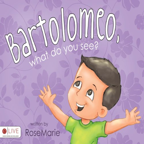 Bartolomeo, What Do You See?  Audiolibri