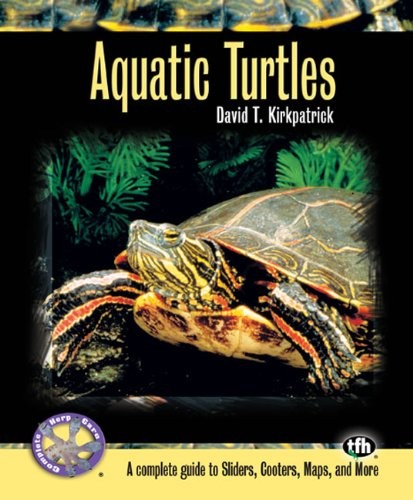 Aquatic Turtles (Complete Herp Care) (English Edition) -