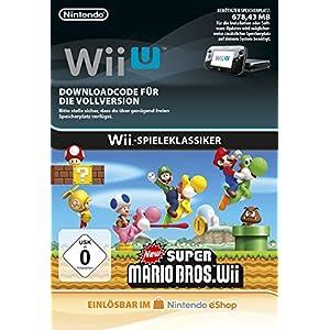 New Super Mario Bros. Wii [Wii U Download Code]