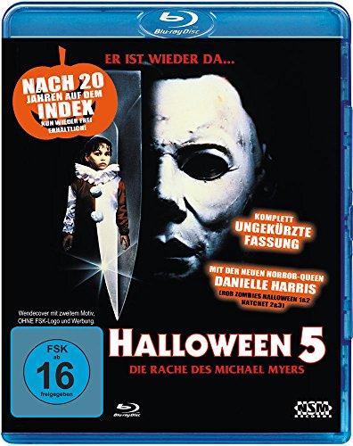 Halloween 5 [Blu-ray] (Halloween 5 Filme)