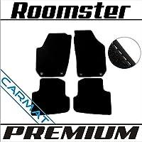 2006-2015 Fussmatten Autoteppiche COMFORT Skoda Roomster  Bj