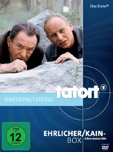 Tatort - Ehrlicher/Kain-Box (4 DVDs)