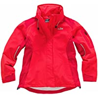 Gill Womens Inshore Lite Jacket 2016 - Red