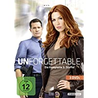 Unforgettable - Die komplette 3. Staffel
