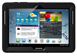 Otterbox Defender Series Three-Layer Protection Case Cover with Screen Protector for Samsung Galaxy Tab 2 10.1 inch - Black