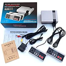 Consola de Videojuegos Retro Classic Para Entertainment System Compilación en 620 Juegos AV-out