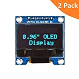 0,96pouces SPI Écran OLED–alleu d90112pcs 128x 64pixels écran OLED pour Arduino Raspberry Pi et microcontrôleur