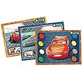 Clementoni - 52232-Pupitre éducatif - Cars 3-Jeu éducatif