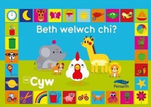 Beth Welwch Chi? Cyw
