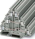 Phoenix 3214259–Dreistockklemme Schiene ut 2,5–3L