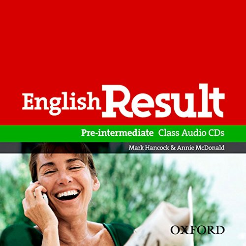 English Result Pre-Intermediate: Class CD (2)