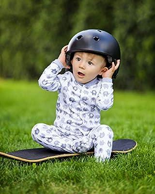 SIBINULO Niño Niña Pijama Bebé Pelele de ABS Pack de 4