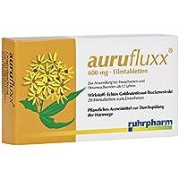 AURUFLUXX Filmtabletten 20 St Filmtabletten preisvergleich bei billige-tabletten.eu