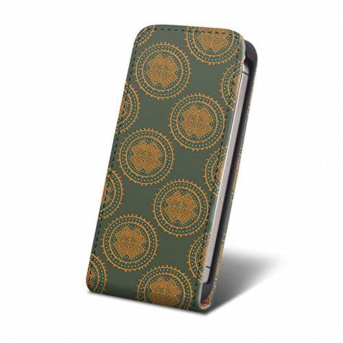 Tasche MUSTER BUNTE Model 15 Plate für Nokia Lumia 730 Lumia 735 Lumia 730 Dual Sim Cover Handy Tasche Leder-Imität Case Hülle
