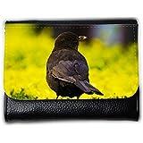 le portefeuille de grands luxe femmes avec beaucoup de compartiments // M00158636 Animal Bird aviador verano Naturaleza // Medium Size Wallet
