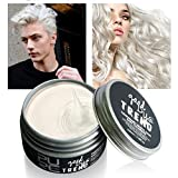 oyotric 7 Color Hair Wax, Professional Hair Wax, Natural Tapis Hairstyle Hair Dye Wax for Party, Cosplay