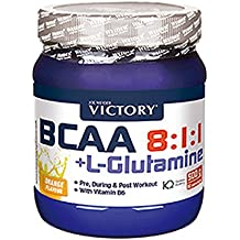 VICTORY BCAA 8:1:1 + Glutamina Naranja 500 g