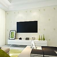 SBWYLT-Spruzzato per tessuto non tessuto di doratura oro alberelli, soggiorno camera da letto pareti sala wallpaper