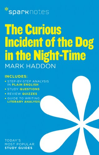 The Curious Incident of the Dog in the Night-Time (SparkNotes Literature Guide) (Sparknotes Literature Guide Se) por SparkNotes