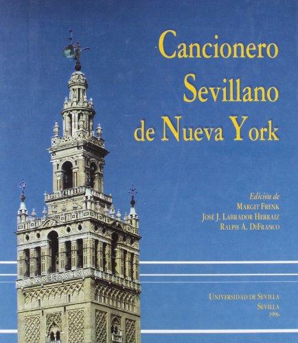 El cancionero sevillano de Nueva York (Literatura)