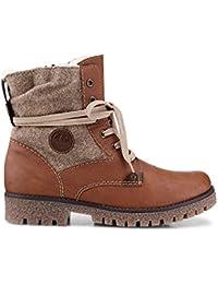 Rieker79835 24 - botas clásicas Mujer
