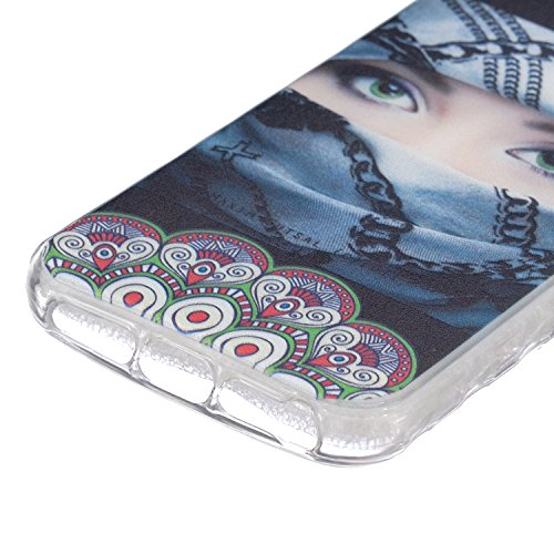 iPhone SE Case Slim,iPhone SE Hülle Transparent,iPhone SE Hülle Glitzer,iPhone 5S Clear Flüssige Hart Case Hülle Klare Plastik Gel Schutzhülle Rückschale Etui für iPhone 5,iPhone 5S Hülle Kreative Liq TPU 13