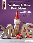 Weihnachtliche Dekoideen mit Beton (k...